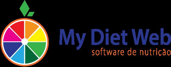 Logo Software de Nutrição My Diet Web